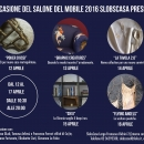 SALONE DEL MOBILE 2016 [▼ Click & scroll down]